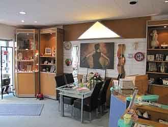 Juwelier Geschäft in Bochum von Innen