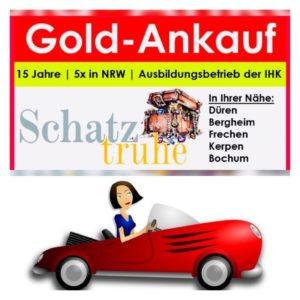 Mobiler Altgold Ankauf