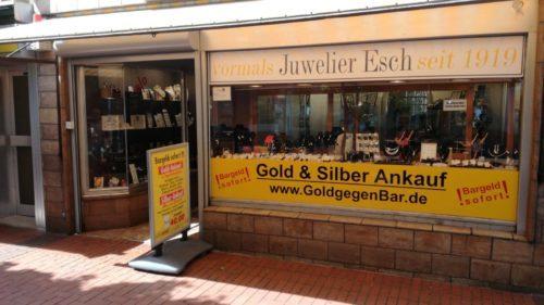 Goldankauf Frechen