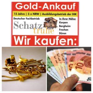 Goldankauf Kerpen Bergheim Frechen Düren