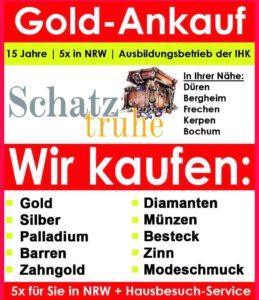 wir kaufen gold
