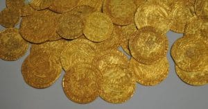 Goldmünzen Goldankauf