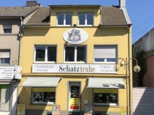 Juwelier Goldankauf Schatztruhe Kerpen