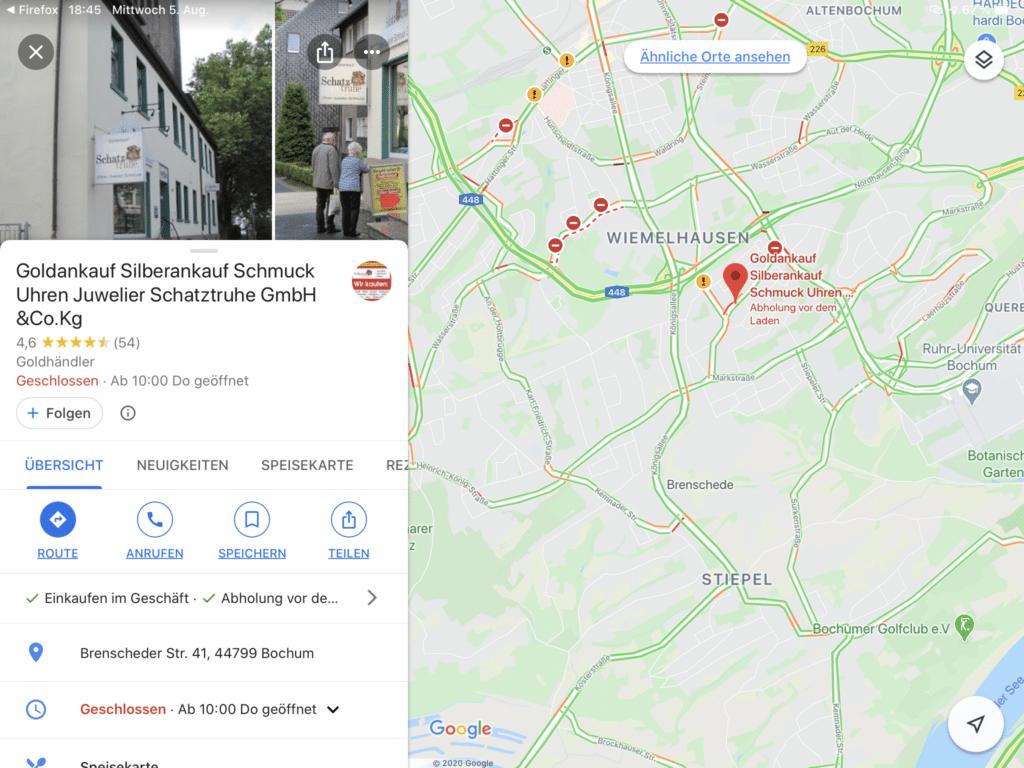 Goldankauf Bochum