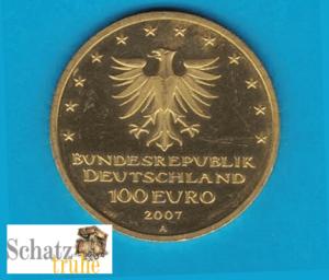Goldmünze 100 Euro verkaufen