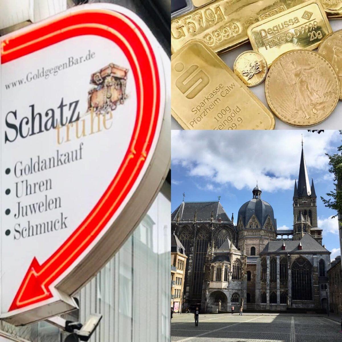 Goldankauf Aachen
