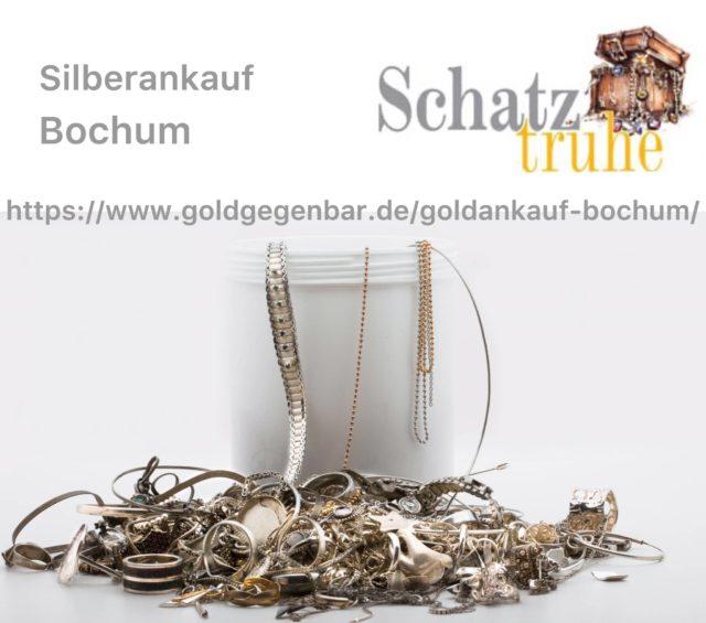 Silberankauf Bochum