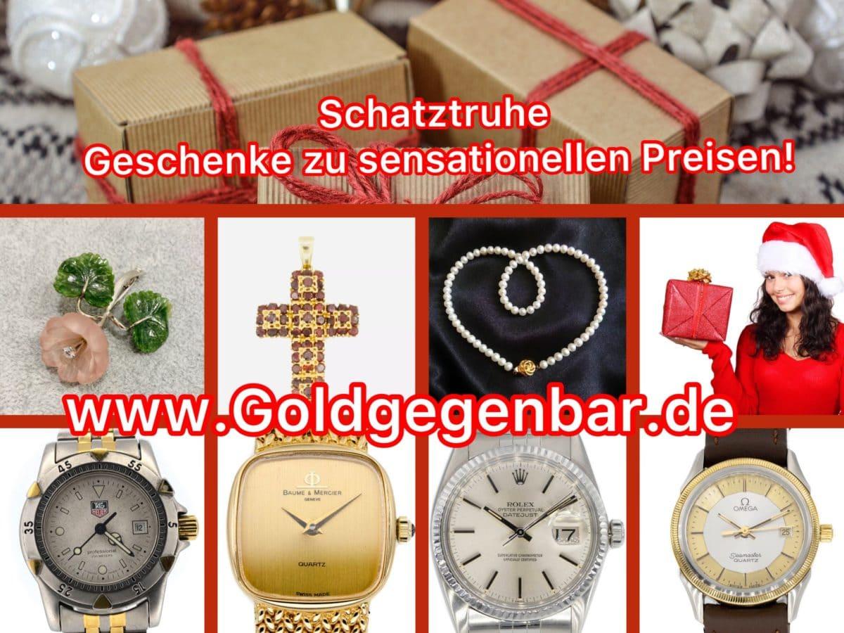 Juwelier Uhren +Schmuck