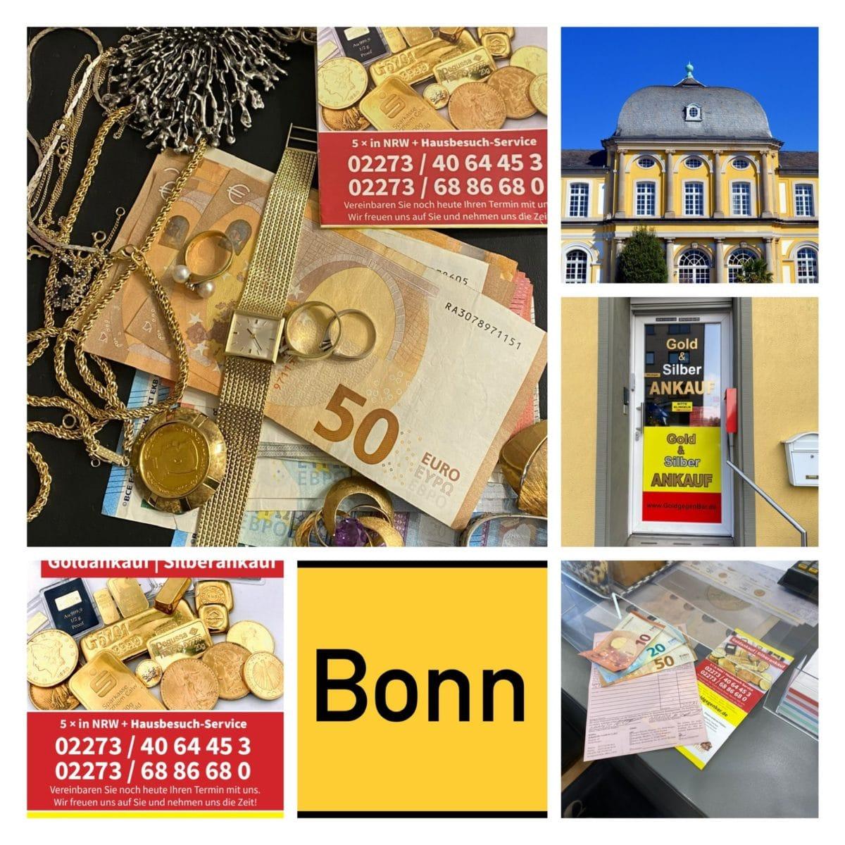 Goldankauf Bonn