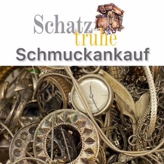 Schmuckankauf Schatztruhe